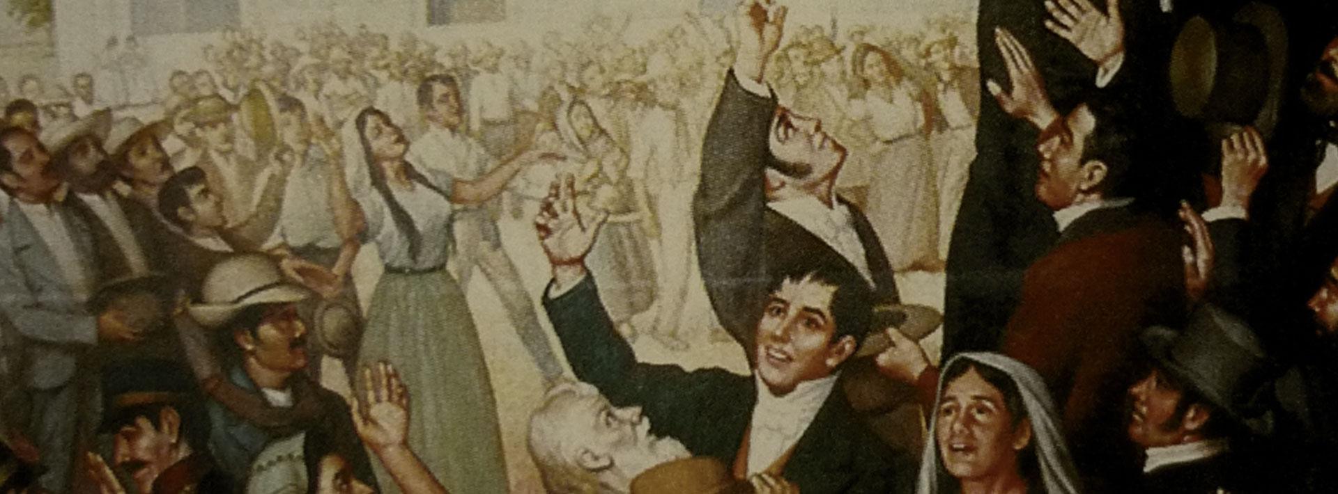 Insurrecciones populares antes y después de 1810 en la obra más reciente de Luis Fernando Granados