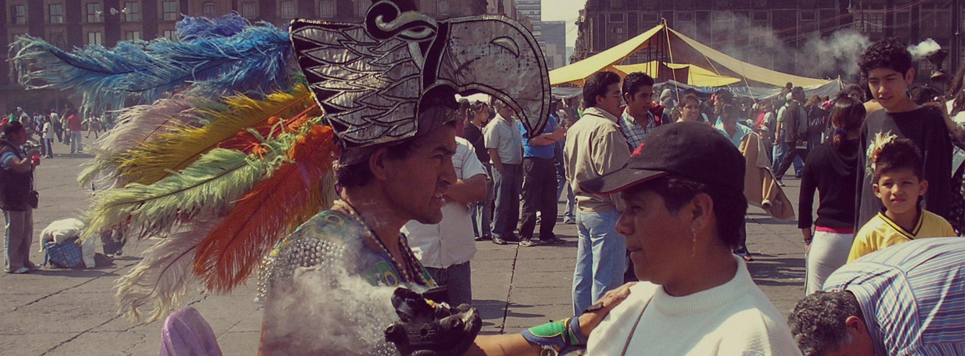 Una ruta viva hacia el abismo: el chamanismo mesoamericano