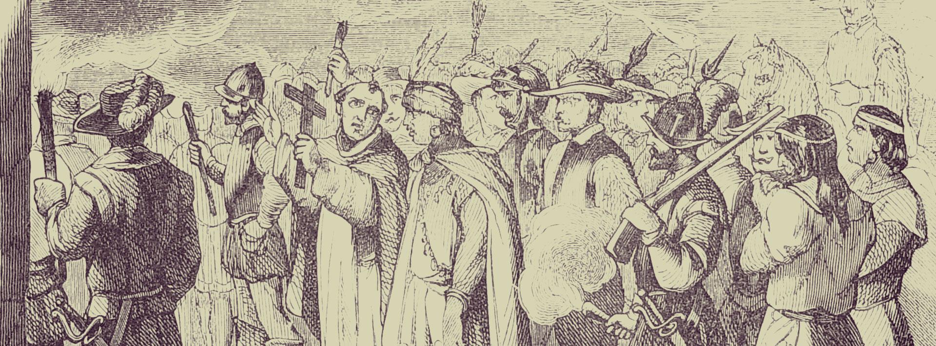 La conquista de amerindia como acto idolátrico desde la filosofía de Enrique Dussel