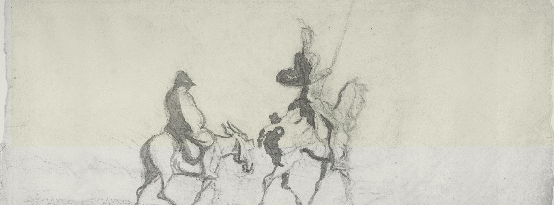 De hablarse a sí mismo: locura y reflexión en el Quijote