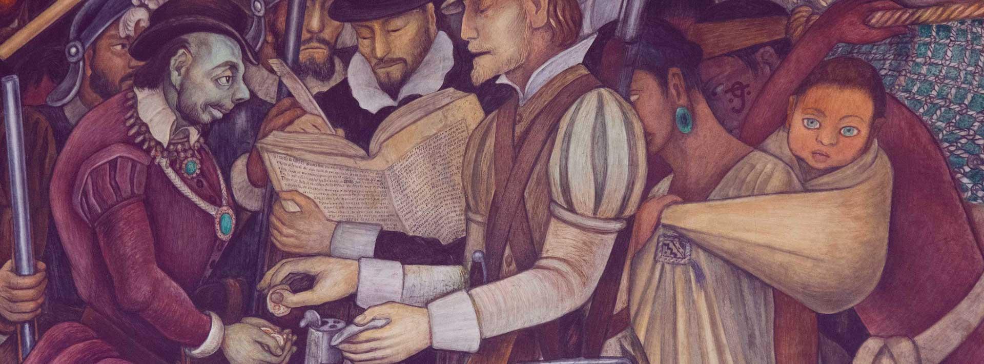 El sentido de la conquista según Chimalpain Cuauhtlehuanitzin y Fernando de Alva Ixtlilxóchitl