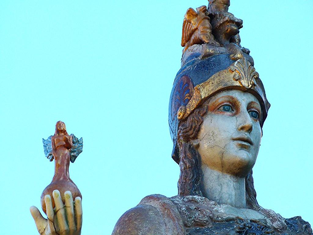 Atenea en Comenio: razón, astucia y arte de hablar